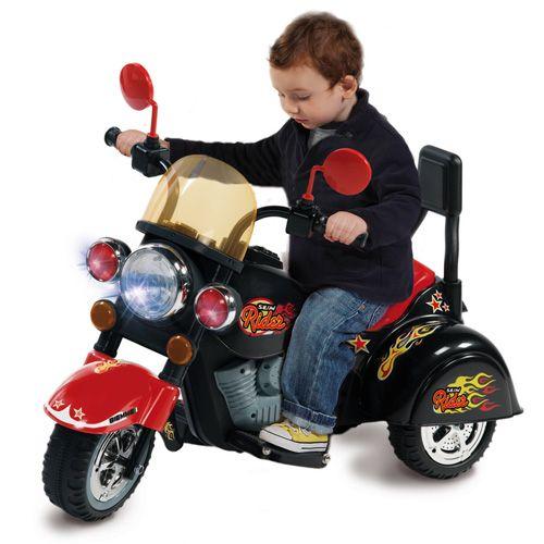 Motocicleta Sun Rider