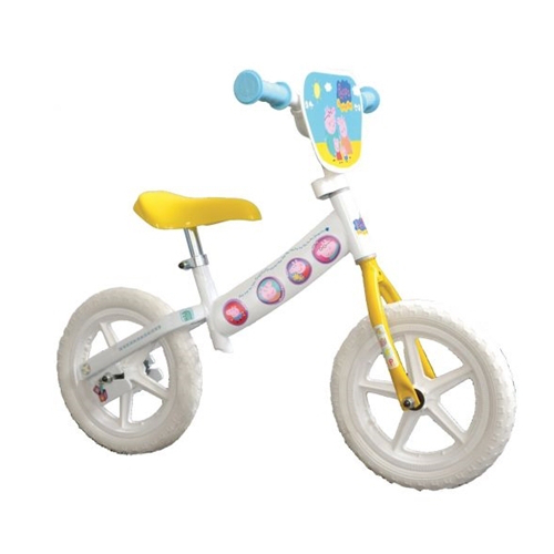 Bicicleta Incepatori Peppa Pig
