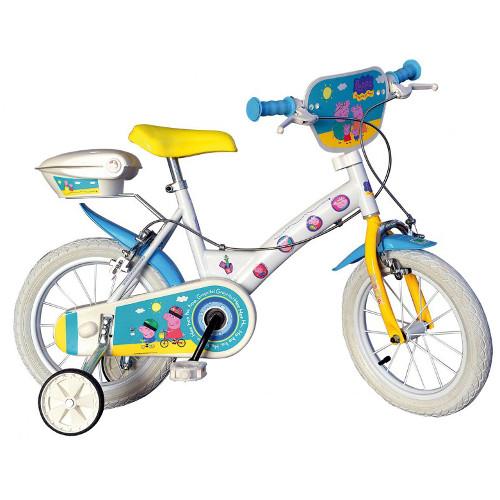 Bicicleta Peppa Pig 14 inch