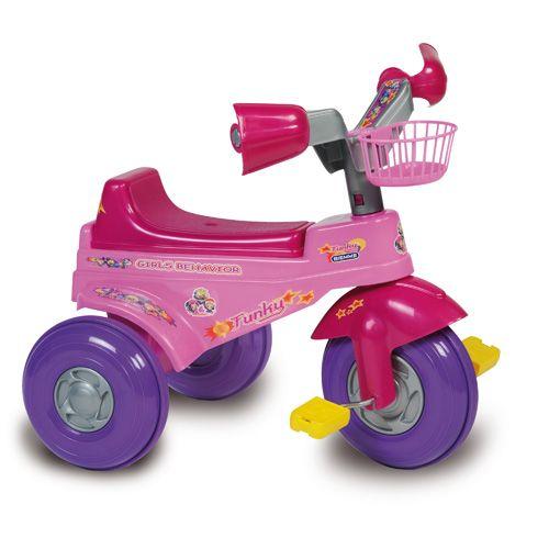 Tricicleta Bingo Girl