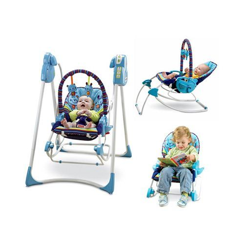 Leagan Electronic 3 In 1 Swing n Rocker