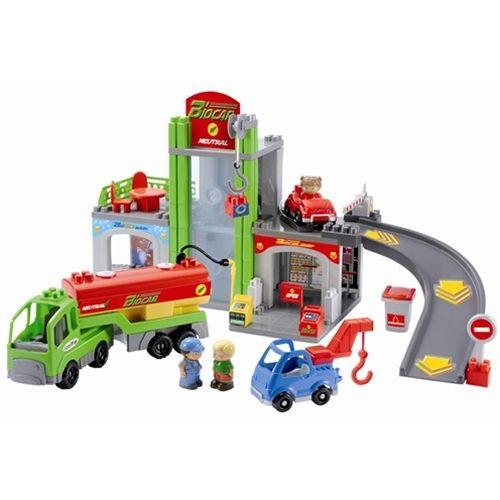 Set Constructii Atelier Auto