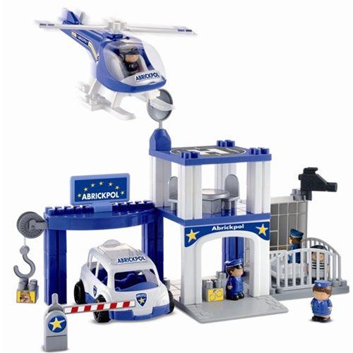 Ecoiffier - Set Constructii Sectia de Politie