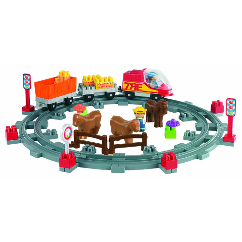 Set Constructii Trenulet