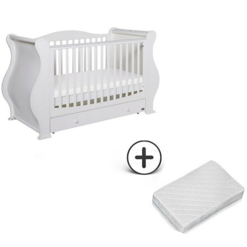 Set Patut + Saltea Louis White