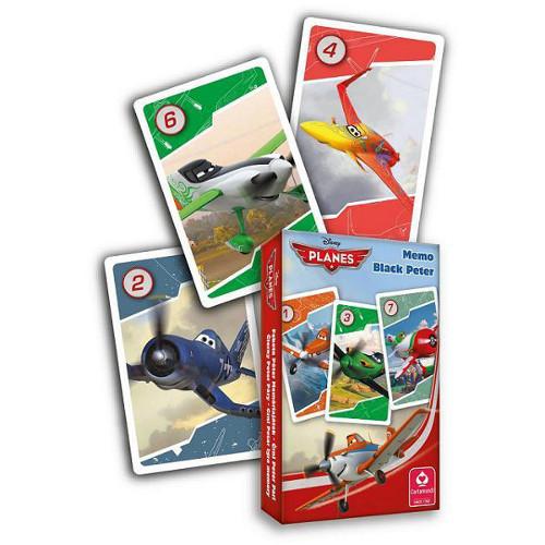 Carti de Joc Memo Disney Planes