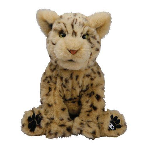 Poza Pui de Leopard Interactiv