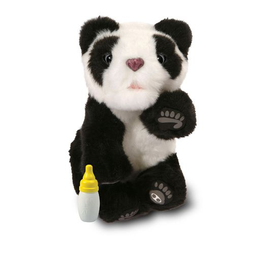 Mini Urs Panda Interactiv