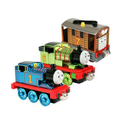 Set 3 Trenulete Deluxe