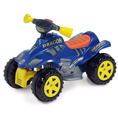 ATV Dragon Blue