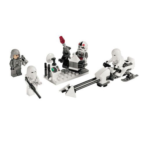 Star Wars - Snowtrooper Battle Pack