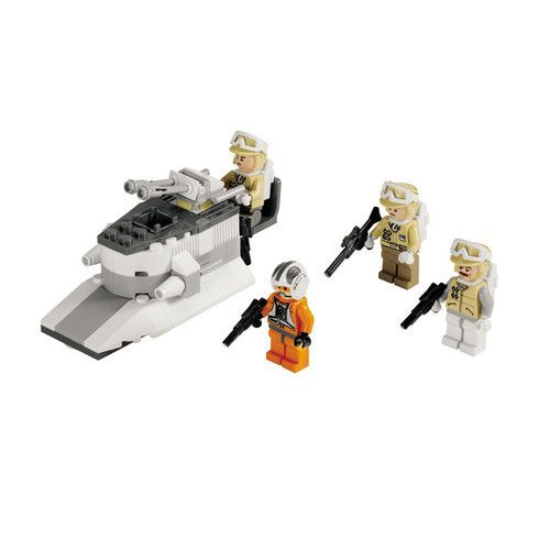Star Wars - Rebel Trooper Battle Pack