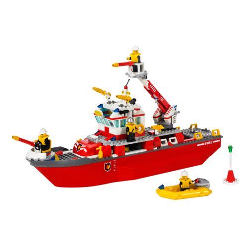Poza City - Barca de Pompieri