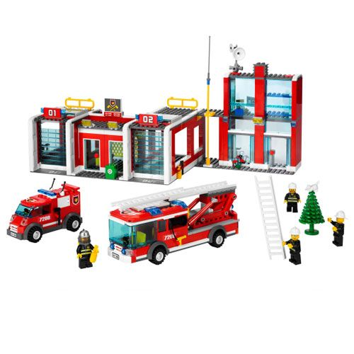 City - Statie de Pompieri
