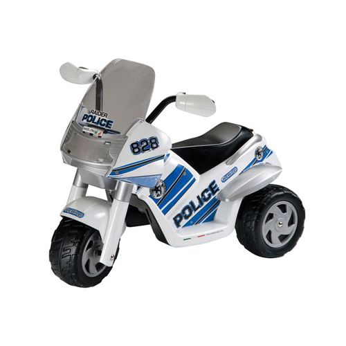 Tricicleta Moto Raider Police