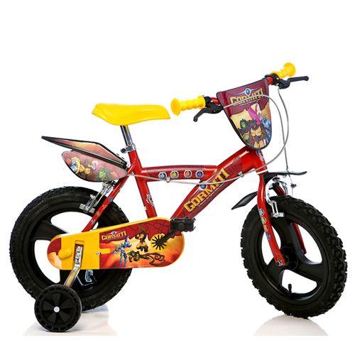 Bicicleta Gormiti 163 GLN-GR