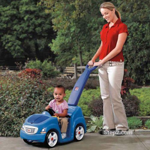 Vehicul Whisper Ride Buggy Albastru