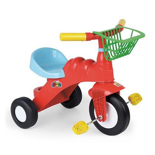 Tricicleta din Plastic