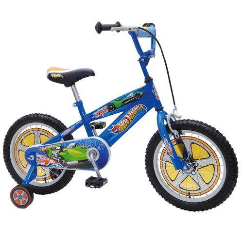 Poza Bicicleta Hot Wheels 16