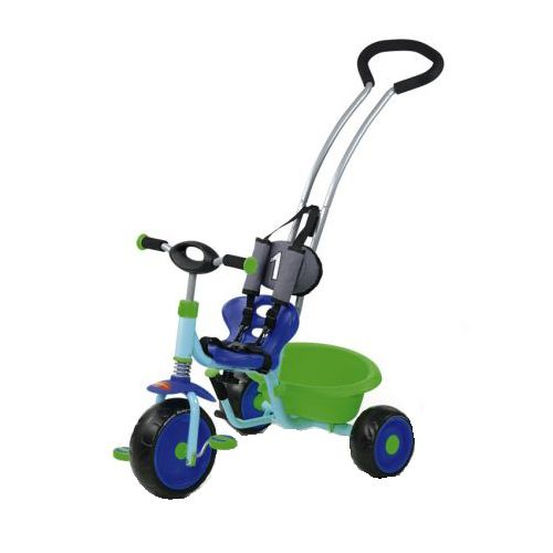 Tricicleta Verde cu Albastru