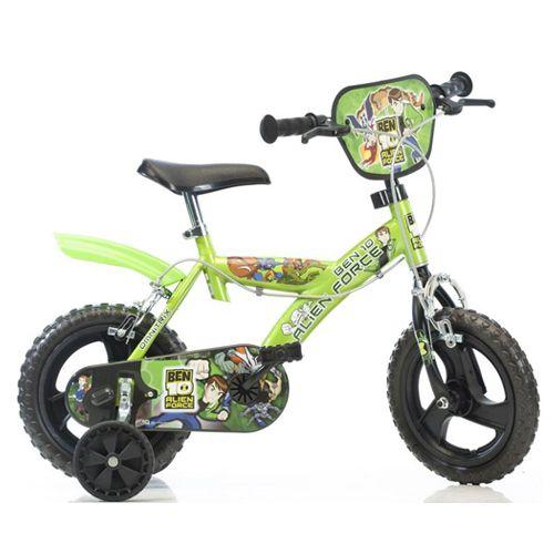 Bicicleta 123 GLN Seria Ben 10