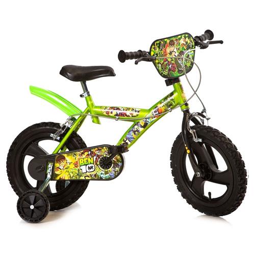 Bicicleta 163 GLN Seria Ben 10
