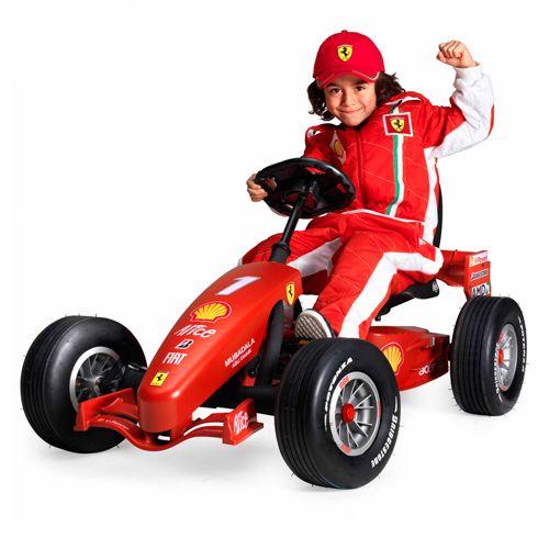 Kart Ferrari F1