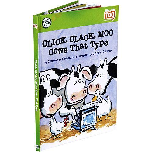 Carte Interactiva TAG Click Clack Moo