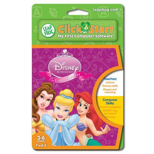Carte Interactiva ClickStart Princess
