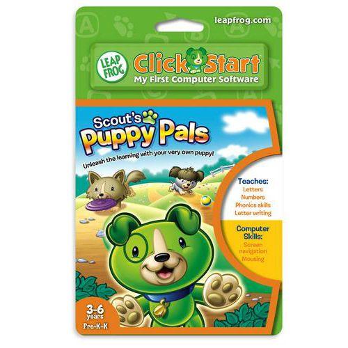 Carte Interactiva ClickStart Puppy Palls