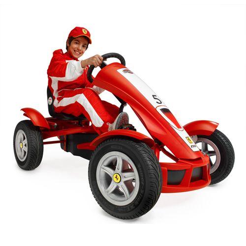 Kart Berg Ferrari FXX Racer