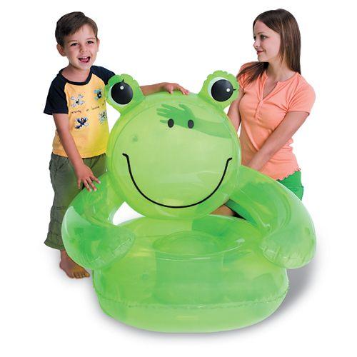 Scaun Gonflabil Frog