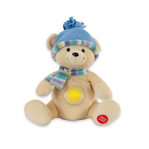 Ursuletul Tobi cu Lampa de Veghe