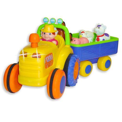 Tractor cu Animalute