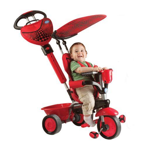 Tricicleta Smart Trike Zoo LadyBug