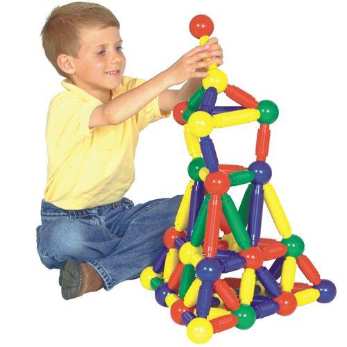 Joc Magnetic de Constructie