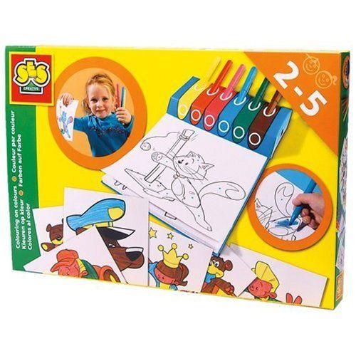 Set Desen cu 6 Carioci