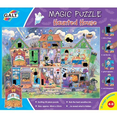Puzzle Casa Bantuita