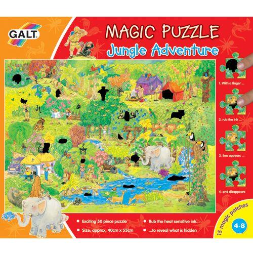 Puzzle Aventuri in Jungla