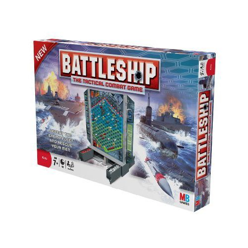 Joc de Societate Batttleship