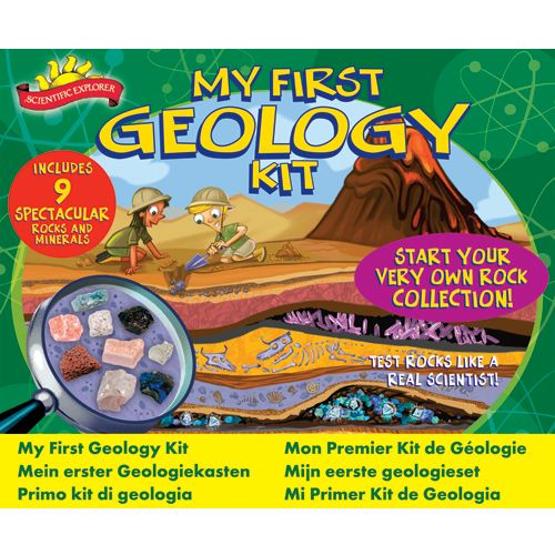 My First Geology Kit