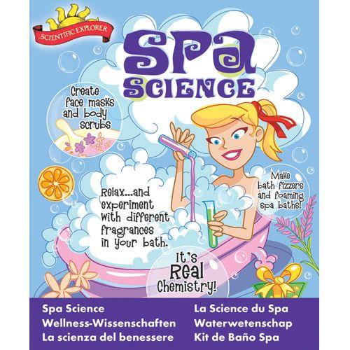 Spa Science - Kit Experimental