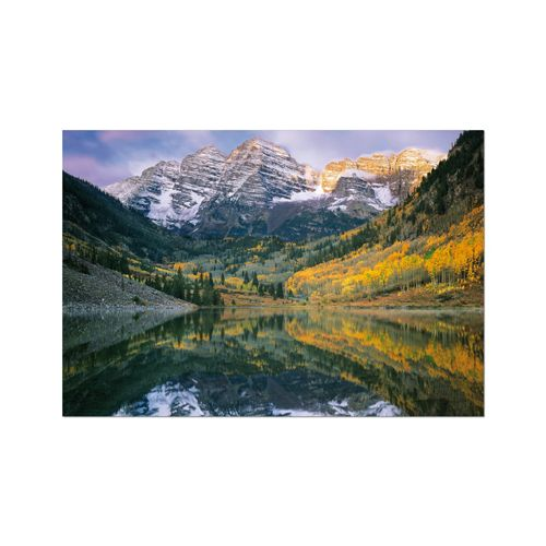 Puzzle 3000 Piese Maroon Bells USA