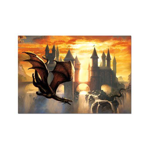 Puzzle 1000 Piese Dragonul Apusului