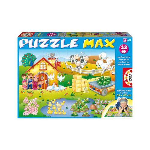 Puzzle Max 32 Piese Ferma