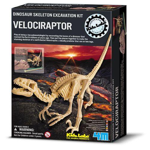 Set Arheologic Velociraptor