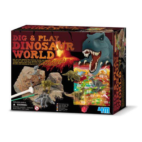 Set Lumea Dinozaurilor