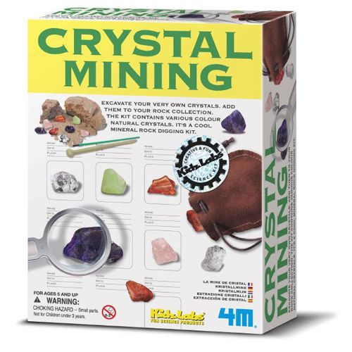 Set Arheologic Mina de Cristale