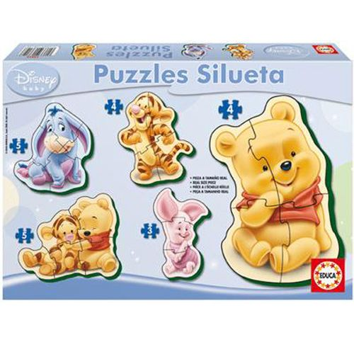 Puzzle Baby Winnie the Pooh