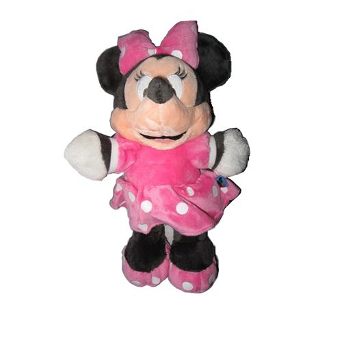 Poza Mascota Flopsies Minnie Mouse 65 Cm